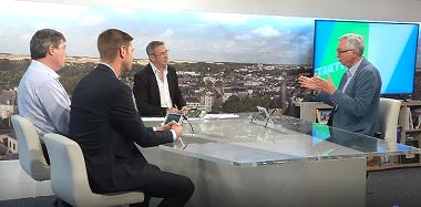 Jean-Louis Tixier, membre de notre Association est interviewé  par BIP TV.